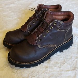 Ariat Womens Canyon Boots Size 7.5 B
